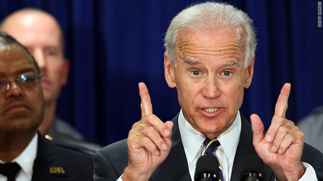 Biden takes ownership of economy?