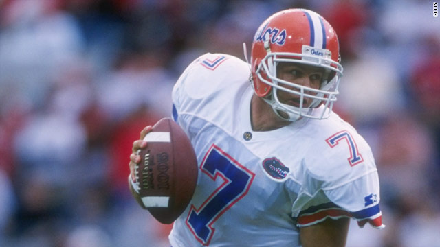 College football great's faith helps in battling rare disease