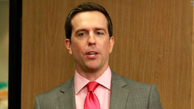 What can we expect from new 'Office' boss Ed Helms?