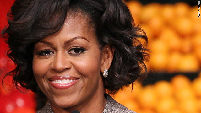 First lady: This election closer than 2008