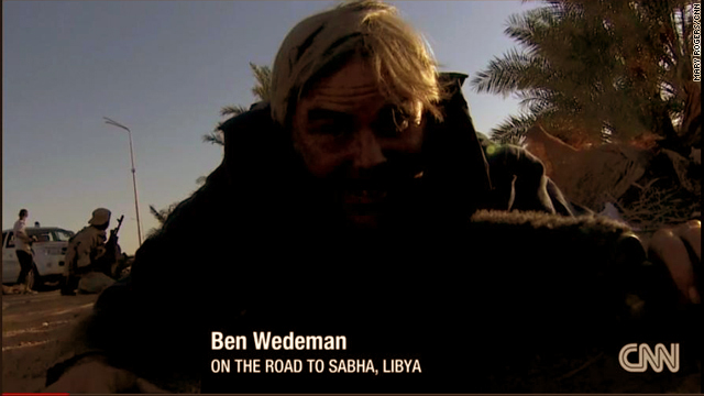 A Rare Journey with Revolutionary Fighters to Sabha in Southern Libya