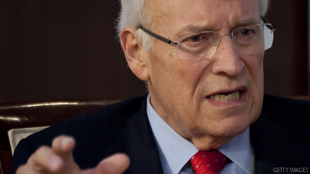 Cheney: Obama owes apology for security criticism of Bush administration