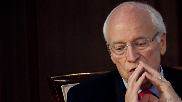 Cheney backs end of 'don't ask, don't tell' policy