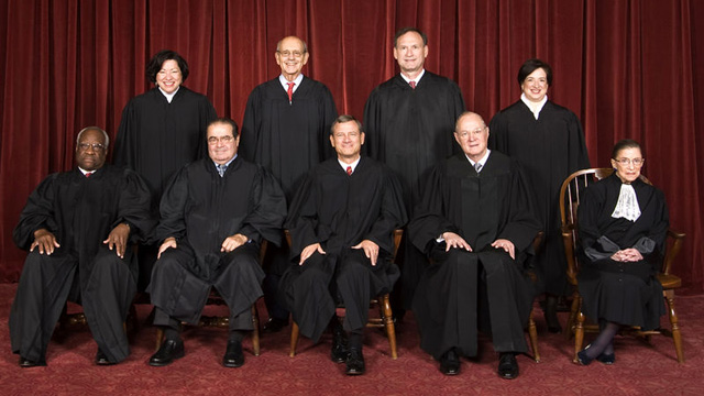 Morning Briefing: Supreme Court back in session