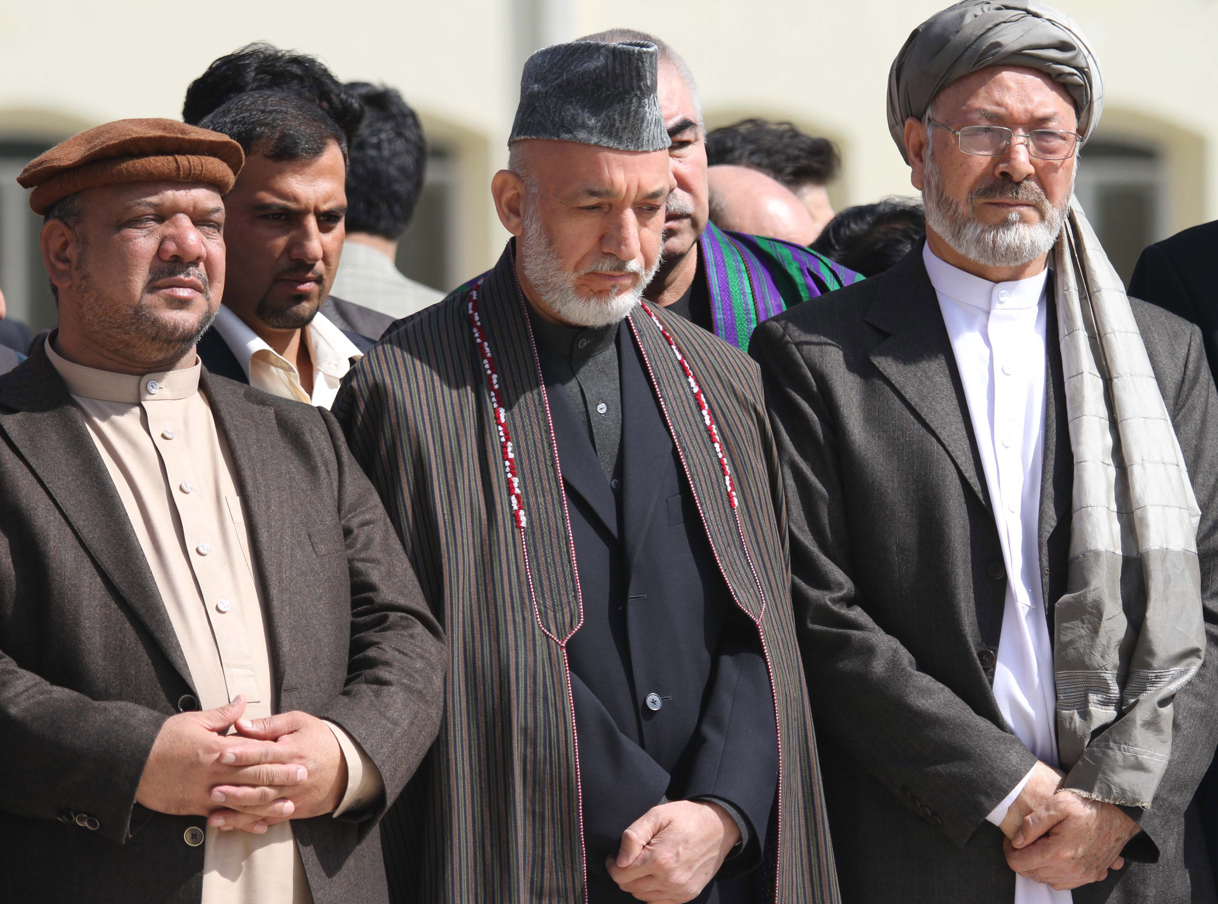 Pentagon dances around Karzai's rebuff of any Taliban negotiations