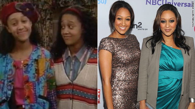 'Sister, Sister' stars Tia and Tamera Mowry, all grown up