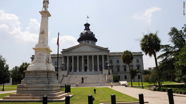 South Carolina Lt. Gov. resigns amid ethics charges