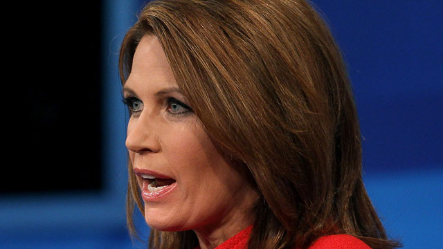 Bachmann's latest gaffe adds to a long string of them