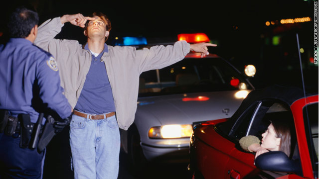 how to pass field sobriety test