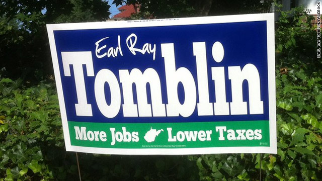 Tomblin holds WV governorship for Democrats