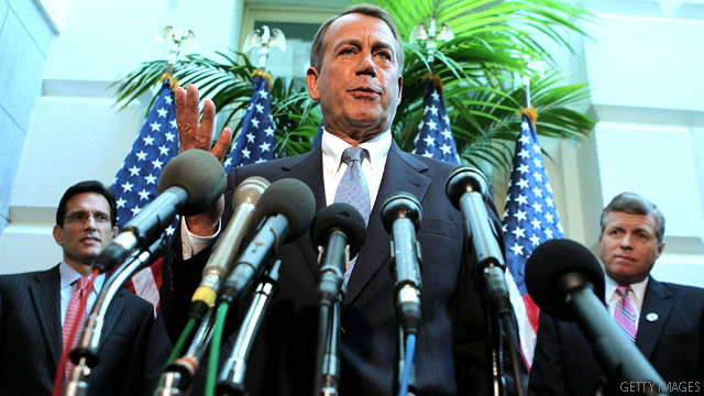 Boehner not picking sides in GOP primary
