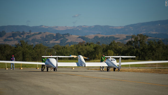 Electric plane wins $1.35 million prize
