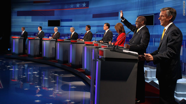 BLITZER'S BLOG: Is there room for more in the GOP presidential race?