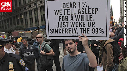#OccupyWallStreet movement grows