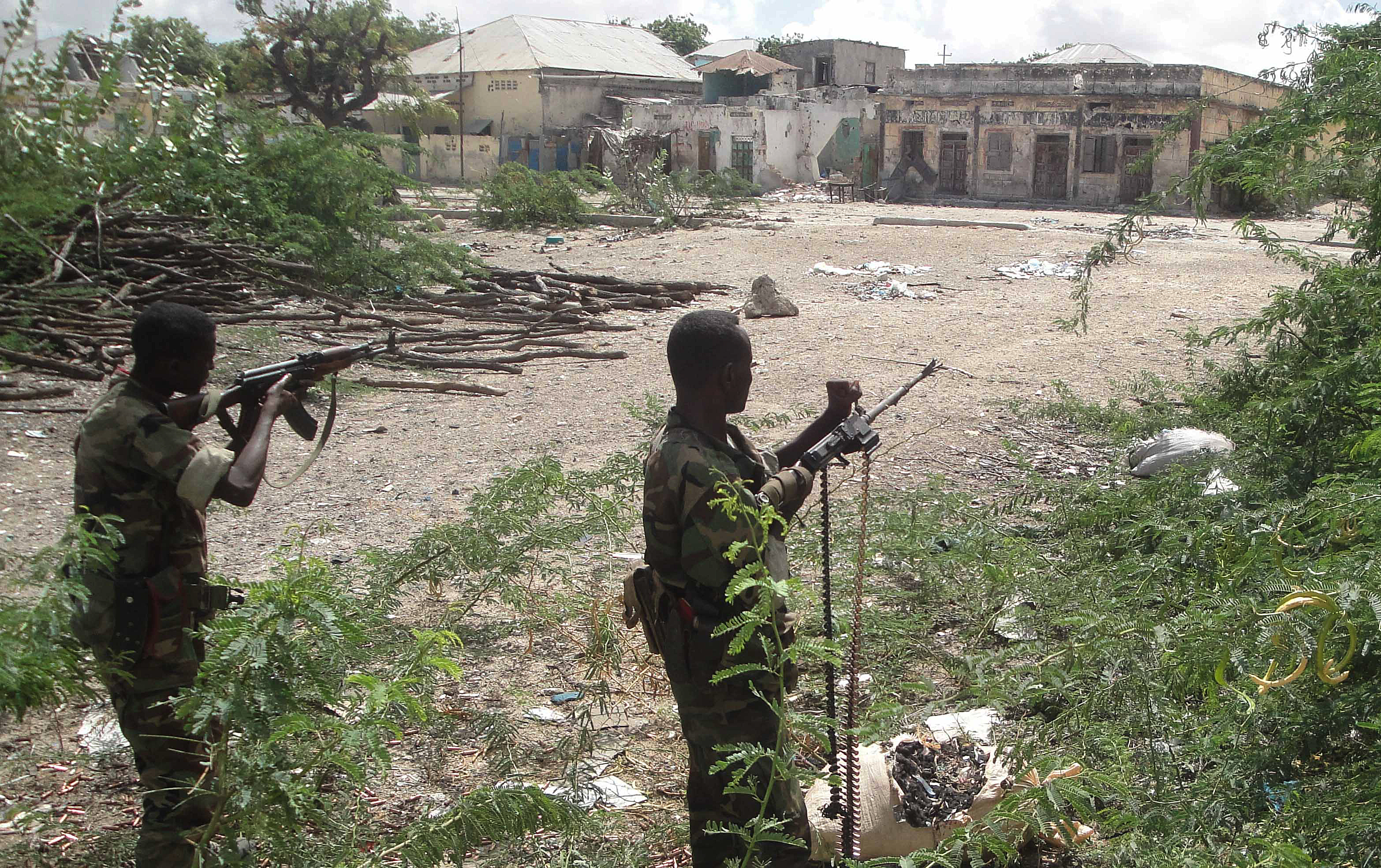 Al-Shabaab – A Looming Threat