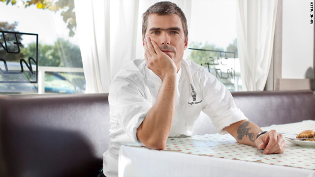 Hugh Acheson: Southern food, beyond the butter