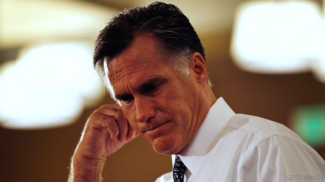 Romney chides reporter at New Hampshire event