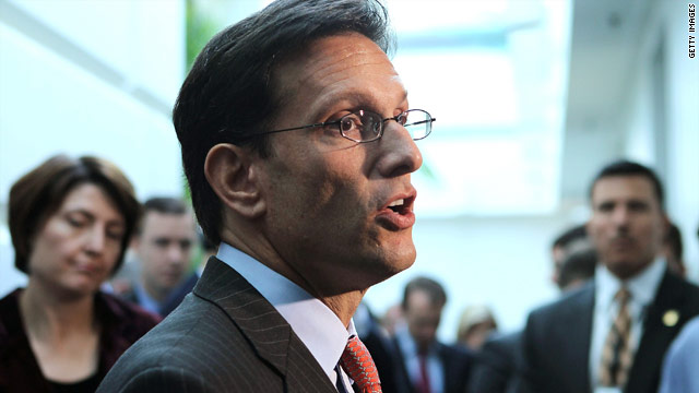 Top Cantor aide leaves Capitol Hill to start Super PAC