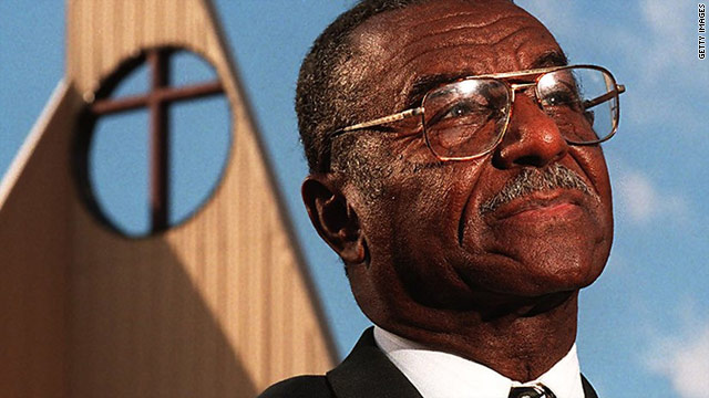 Civil rights figure Rev. Fred Shuttlesworth dies
