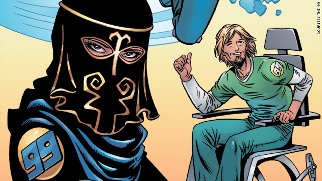 Muslim superhero comics meet resistance in U.S.