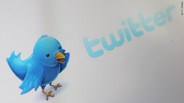 Twitter, feed me