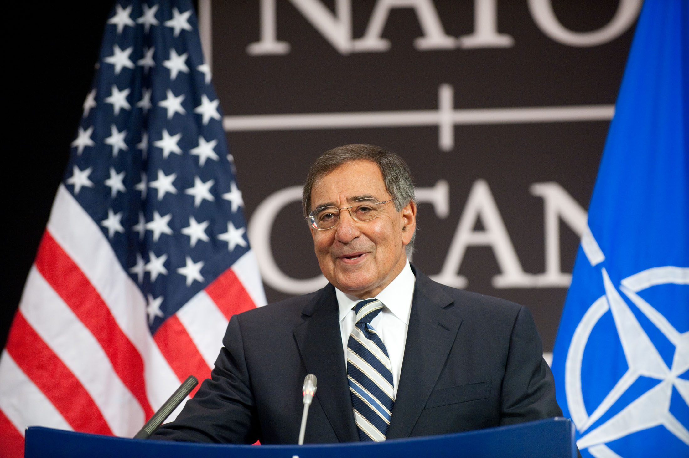 Panetta says mission accomplished in Libya ... but not concluded