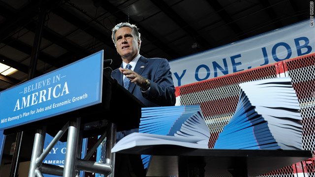 Poll: Perry, Romney better than Obama for economy