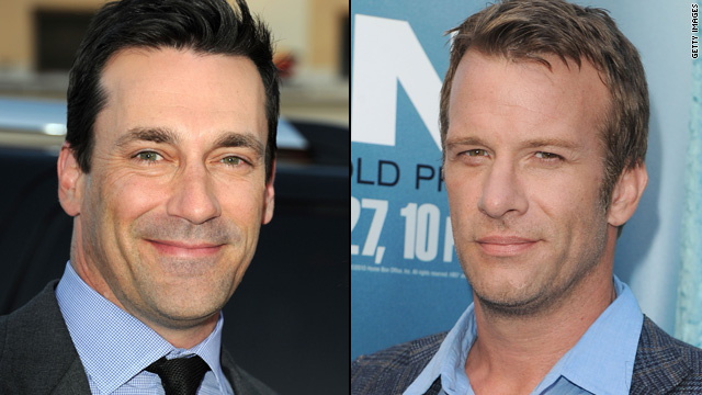 Jon Hamm: Thomas Jane was almost Don Draper