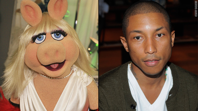 Miss Piggy, Pharrell to judge 'Runway All-Stars'