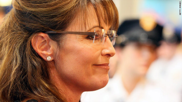 Palin: It was the right decision