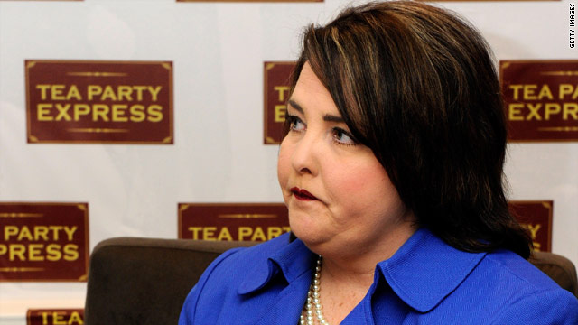 Tea Party Express chair accuses president of class warfare