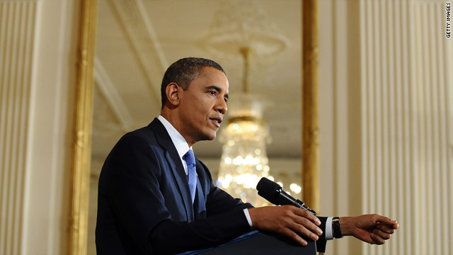 Obama challenges GOP: Time to 'meet the moment'