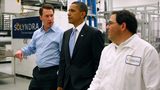 Head of DOE loan office resigns in midst of Solyndra furor