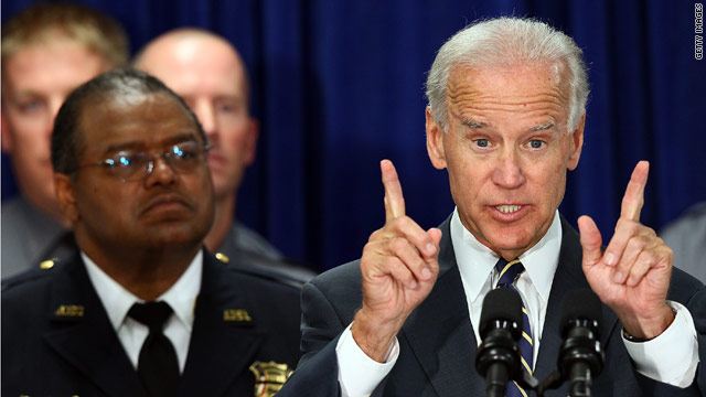 Biden: GOP &#039;strong enough to beat us&#039;