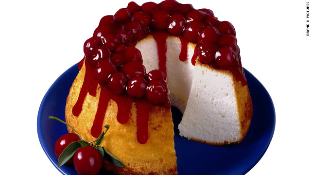 Breakfast buffet: National angel food cake day