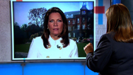 Michele Bachmann on the future of her campaign