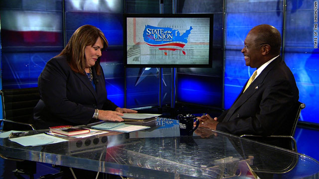 Cain: Racism not holding anyone back