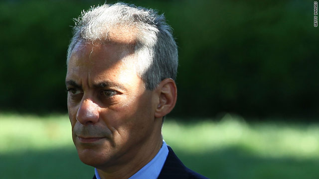 Emanuel says he'll be more 'helpful' in fund-raising role