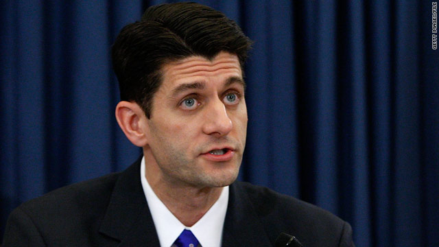 Ryan gives House GOP a 'pep talk'