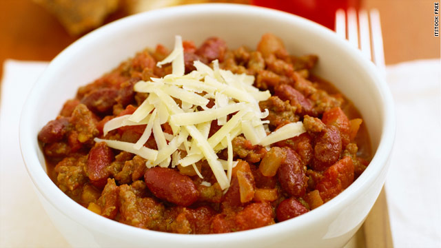 National chili month