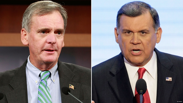 Former senators from crucial states back Romney