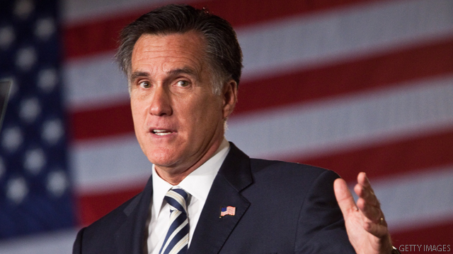 Romney criticizes Obama on Iraq