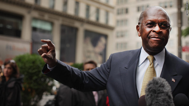 Poverty ambassadors blast Herman Cain's views on racism
