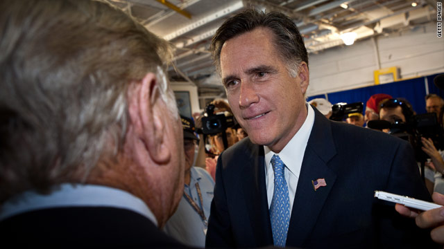 Romney defends Wall Street but vows to fight for middle class