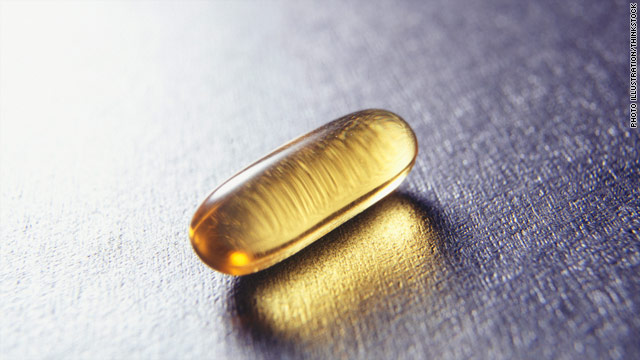 Vitamin E may increase prostate cancer risk, study says
