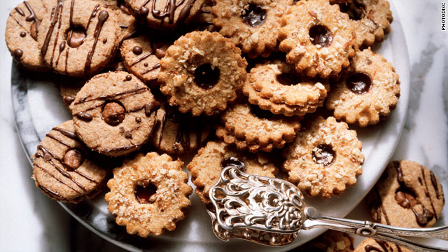 Breakfast buffet: National cookie month