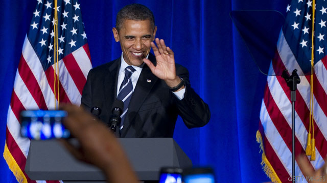 Obama: &#039;I&#039;m a fourth-quarter player&#039;