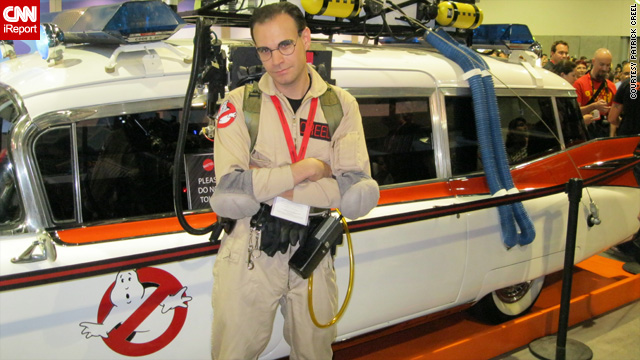 'Ghostbusters' fans gear up for movie's re-release