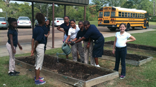 FoodCorps plants food activism in American schools