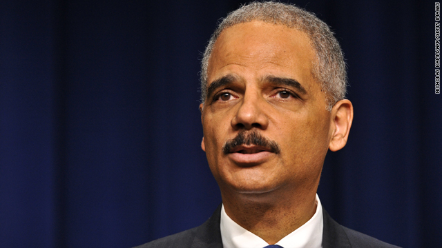 Time for Attorney General Holder to resign over Fast and Furious gun scandal?